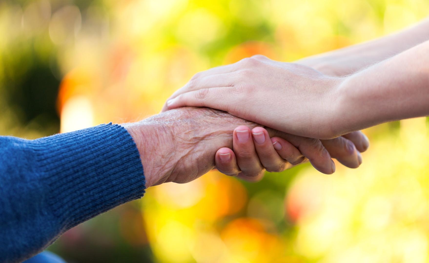 Aide aux personnes âgées - Cléyade